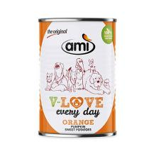 Produktbild Ami V-Love Every Day ORANGE