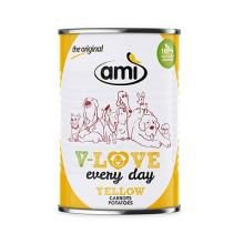 Produktbild Ami V-Love Every Day YELLOW