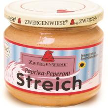 Product picture Zwergenwiese Spread: Paprika Peperoni